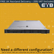 Dell Poweredge R640 1x8 2.5 Hard Drives - Build Your Own Server