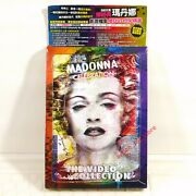 Madonna Celebration The Video Collection Taiwan 2 Dvd Box Booklet Best Hits 2009