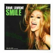 Avril Lavigne Smile Taiwan Promo Dvd 3 Tracks What The Hell Push Live 2011