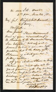 Andrew A. Humphreys - Autograph Letter Signed 06/24/1880