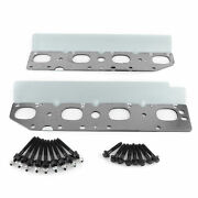 Exhaust Manifold Gasket Set Practical Portable Easy To Use For Outdoor