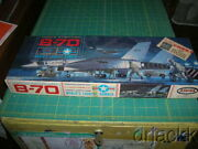 1/105 Aurora Ff Rare Book Offer Cover 1962 W/gd Decals,kit Complete Vintage Lot