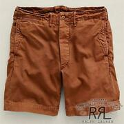 Color Rrl Officers Chino Shorts