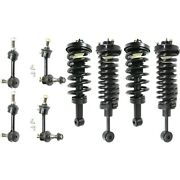 5l1z18125a, 2l1z18124ad New Set Of 8 Suspension Kits Driver And Passenger Side