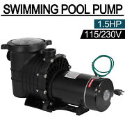 In/above Ground Swimming Pool Pump Motor W/ Strainer Hayward Replacement 1.5hp