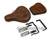 Royal Enfield 350cc 500cc Standard Bike Front And Rear Seats With Fitting