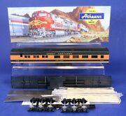 Athearn Ho Scale Great Northern New York Diner Car Kit 2523