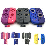 Replacement Housing Joy-con Shell Case Set For Switch Ns Nx Console Sl Sr Button