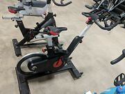Life Fitness Ic5 Indoor Cycle Gym Cardio Exercise Cycling Bike With Console