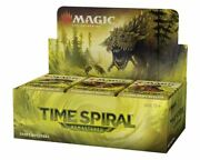 Magic The Gathering Time Spiral Remastered Draft Booster Box 36 Packs 540 Cards
