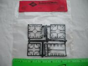 Eastern Car Works 9106 Caboose Grab Irons, Detail Parts, Ho Scale