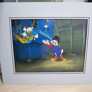 Disney Cell Paintings Original With Background