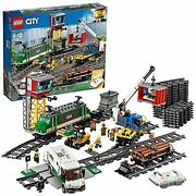 Lego Lego City Freight Train 60198 Free Shipping With Tracking New From Japan