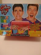 Collins Key The Ultimate Unboxing Game Mystery Game Brand New You Tube Hit