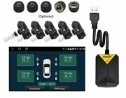 Deelife Android Tpms For Car Radio Dvd Player Tire Pressure Monitoring System