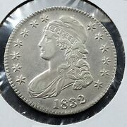 1832 Capped Bust Half Dollar Small Letters Variety Choice Au About Unc Nice Coin