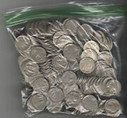 250 No Date Buffalo Nickels Problem Free Free Ship - Discount On Multiple Lots
