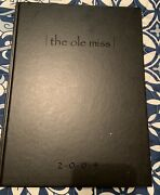 2004 Ole Miss University Of Mississippi Yearbook - Eli Manning Annual
