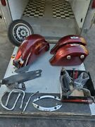 Indian Roadmaster Motorcycle Parts Accessories Saddle Bags Fender Rear Sprock