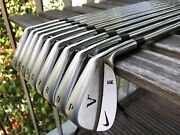 Nike Vr Forged Tw Exclusive ◆◆ Tiger Woods 2p X100 9x Mint Condition Rare Set