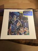 Yungmorpheus States Of Precarity Black Vinyl Record Only 125 Made