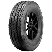 4-lt245/75r16 Continental Vanco Contact 4 Seasons 120n E/10 Ply Bsw Tires