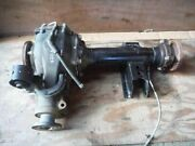 Nissan Nv350 Caravan Front Rigid Differential Assembly 385003xa4a [pa43418567]