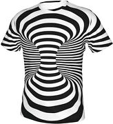 Men's T-shirts, Short Sleeve Tshirts 3d Graphic Tees Active T-shirt For