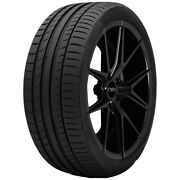 4-285/40zr22 Continental Sport Contact 5p 106y Tires