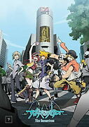 World Ends With You-the Animation Part 2 Of 2-japan Blu-ray+book Az50 Sd