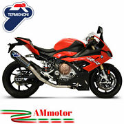 Full Exhaust System Termignoni Bmw S 1000 Rr 2019 19 Motorcycle Silencer Carbon