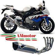 Full Exhaust System Bmw S 1000 Rr 2010 Termignoni Motorcycle Silencer Relevance