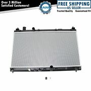 Engine Coolant Radiator Assembly Direct Fit For Honda Fit New