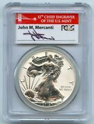 2012-s Reverse Proof 1 Silver Eagle First Strike Pcgs Pr 70