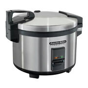 Proctor Silex 37540 40 Cup Rice Cooker W/ Auto Cook And Hold, 120v