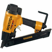 Bostitch Strapshot Metal Connector Nailer, 29 Nails, 1-1/2 In Paper Tape Full.