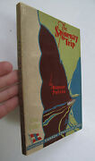 Saguenay Trip Canada Steamship Lines Travel Folding Map 1948 15th Ed St Lawrence