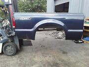 Ford F250 Short Truck Bed 99 - 2010 Blue Super Duty Box Nice Bed