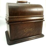 Antique Edison 1905 Phonograph Model A Standard With Model C Reproducer Working