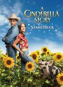 A Cinderella Story Starstruck Bailee Madison Michael Evans Behling New Dvd