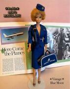 Vintage Barbie 1958. American Airlines No Stand