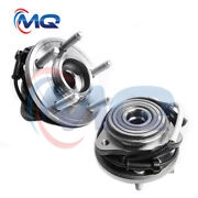 2front Wheel Bearing Hub For 1995 1996 1997 1998 -2001 Ford Explorer 4wd 515051