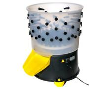 Feather Plucker Machine Goose / Duck   Food-grade Plastic For Clean Plucking