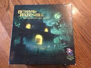 Avalon Hill Betrayal At House On The Hill Board Game 2nd Edition - Complete