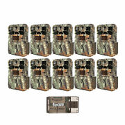 Browning Trail Cameras 20mp Spec Ops Edge Trail Camera 10 Pack