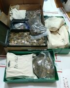 500 Coin Bag Of Mixed Wheat Pennies Us Lincoln Cents Penny Estate Hoard Lot 💰