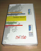 Swatch Watch 2001 World 2 Kit The Club Game Guide Complete Without Watch
