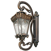 Outdoor Ip44 - 4wall Light - Londonderry - Led E27 100w