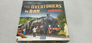 Les Aventuriers Du Rail Marklin Ticket To Ride Board Game In French