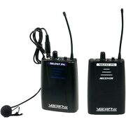 Vocopro Silentpa-portable 16ch Wireless Audio System Transmitter With Receiver